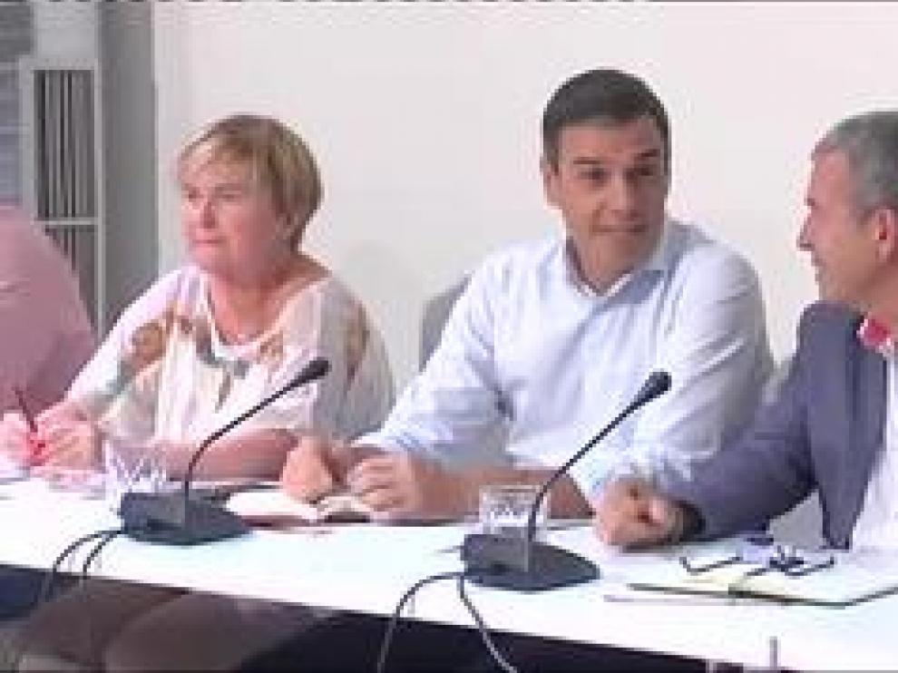 El presidente del Gobierno en funciones, Pedro Sánchez, se ha reunido con colectivos de la España Vaciada para escuchar las necesidades de ambos sectores y enfocar el rumbo político en este aspecto. También ha tenido un encuentro con asociaciones educativas.