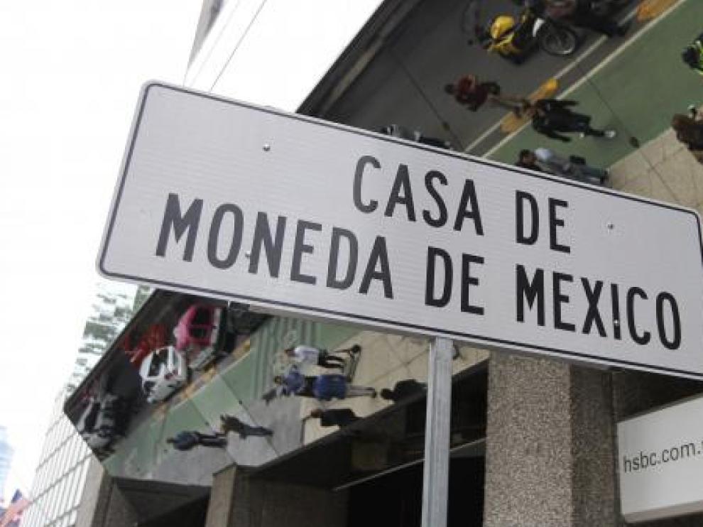 Casa de la Moneda en México