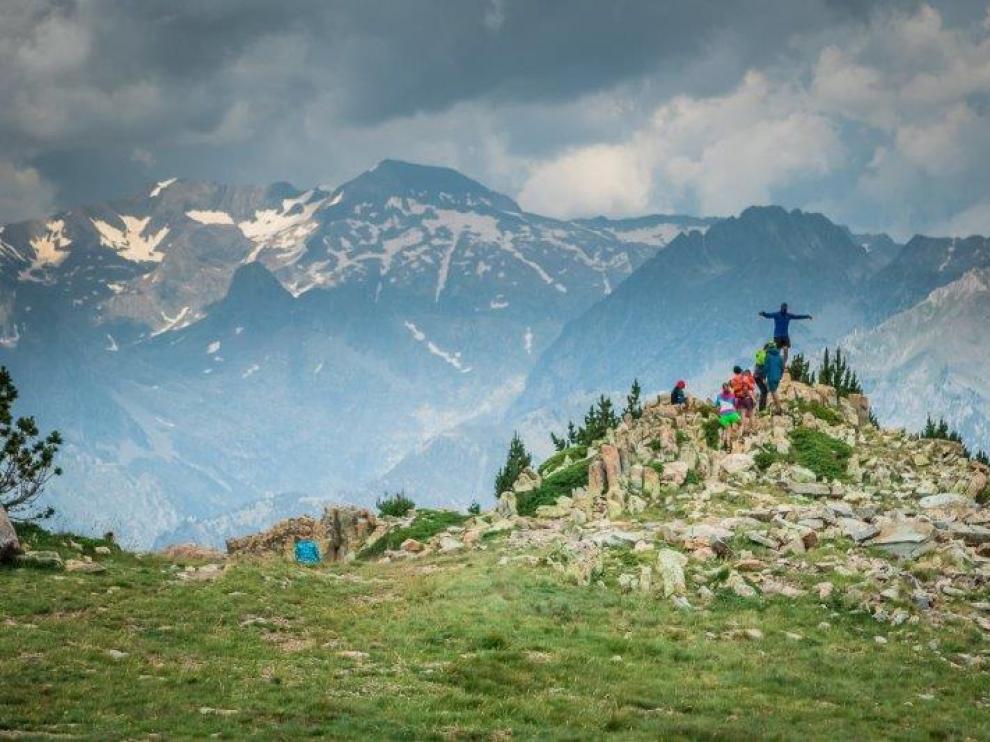 El programa 'Conviértete en Montañero' de Cerler y Panticosa, para iniciarse en el ascenso a las cumbres pirenaicas.