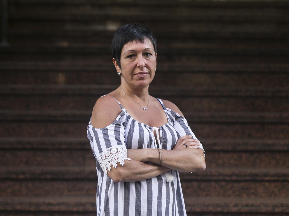 Sara Priego es presidenta de Interpeñas desde diciembre del año pasado.