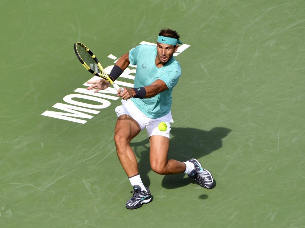 Nadal bate a Medvedev y consigue su trigésimo quinto Masters 1000.