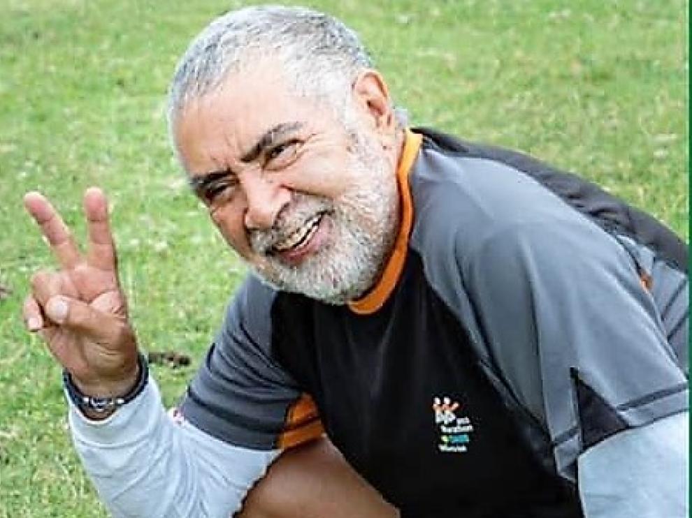 Jesús Ríos.
