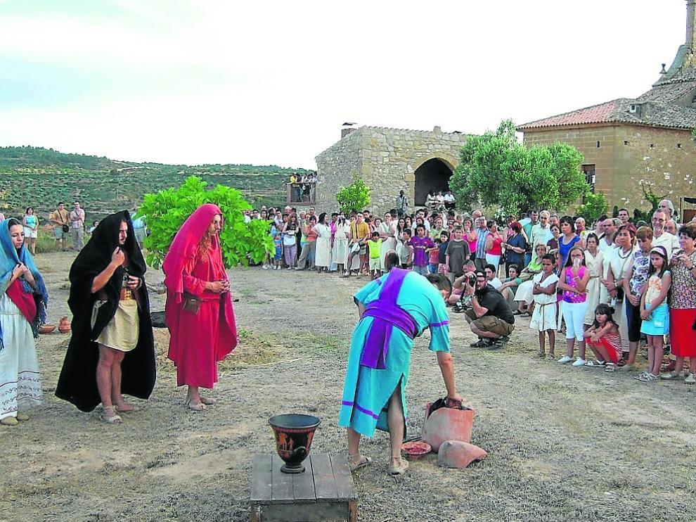El Consorcio del Patrimonio Ibérico de Aragón organiza numerosas actividades.