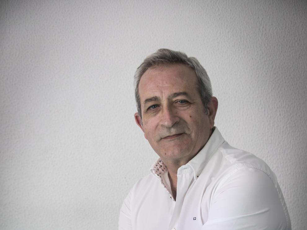Ignacio Peiró, director de los cursos extraordinarios de la UZ.