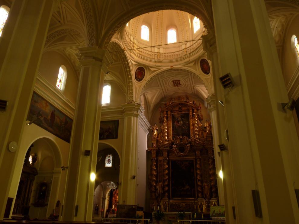 Iglesia de San Lorenzo de Huesca