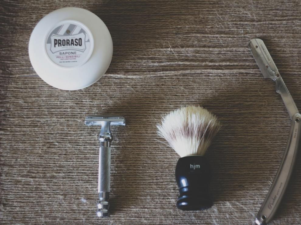 Artículos para el afeitado.