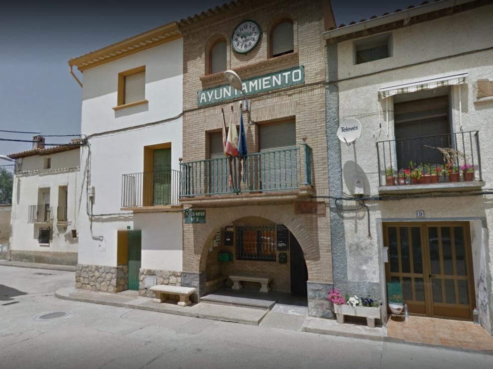 Ayuntamiento de Monflorite.