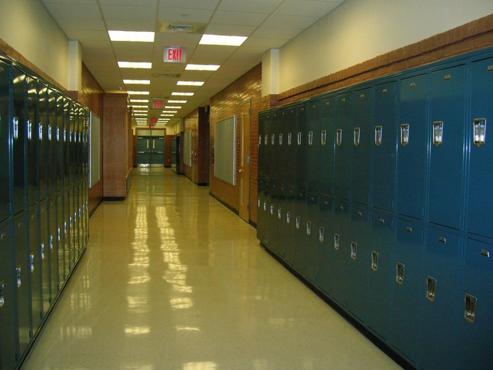 Foto de archivo de un colegio