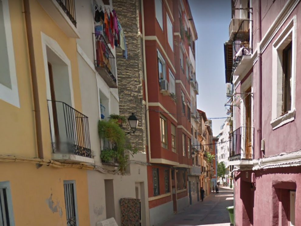 calle José Zamora