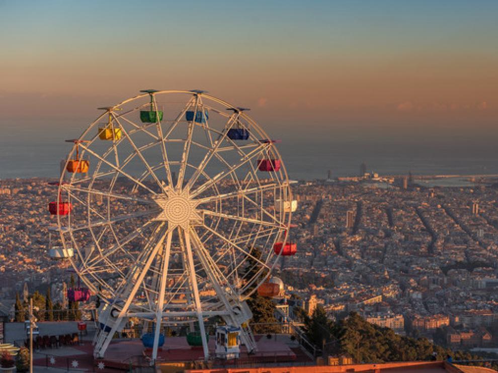 Barcelona registra unos niveles de contaminación nocivos para la salud y que no cumplen con la recomendaciones de la OMS