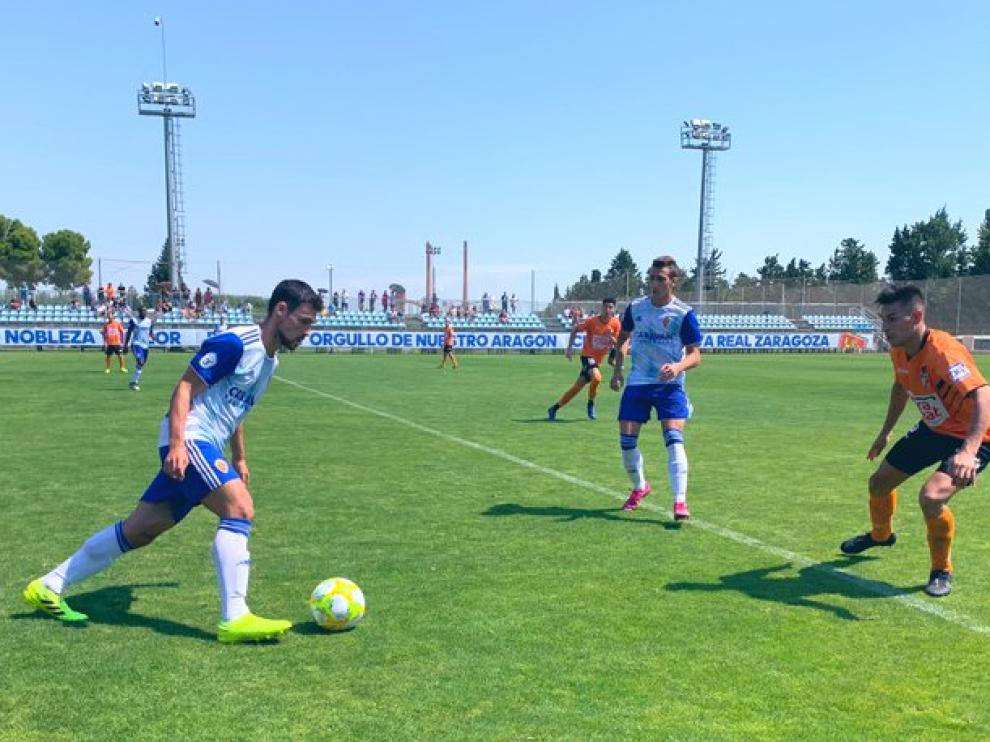 Fútbol. Tercera División- Deportivo Aragón vs. Binéfar