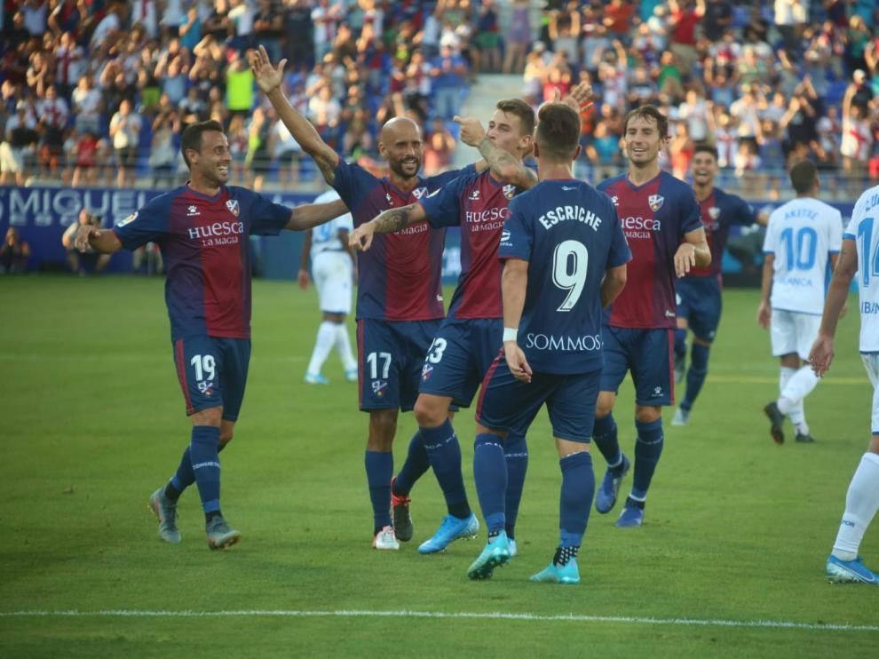 SD Huesca - Deportivo.