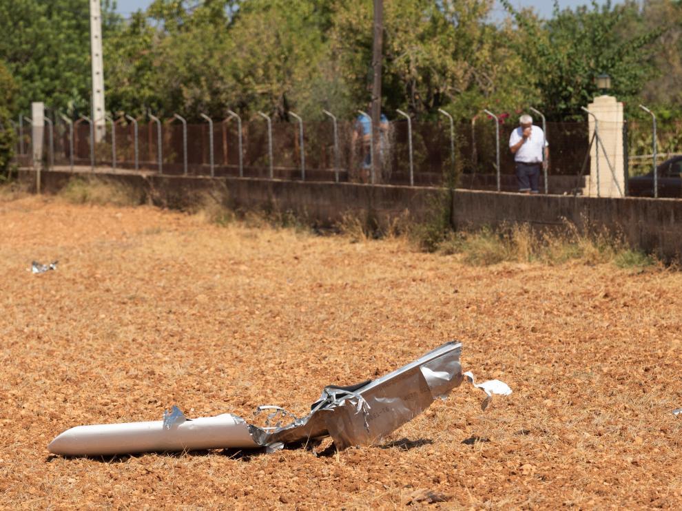 Siete personas fallecen en un accidente aéreo en Mallorca.