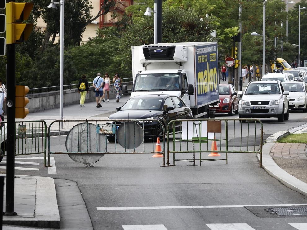 Este lunes comienzan trabajos que afectan al tráfico en Vía Ibérica, Cesáreo Alierta, Iriarte Reinoso e Isaac Peral.