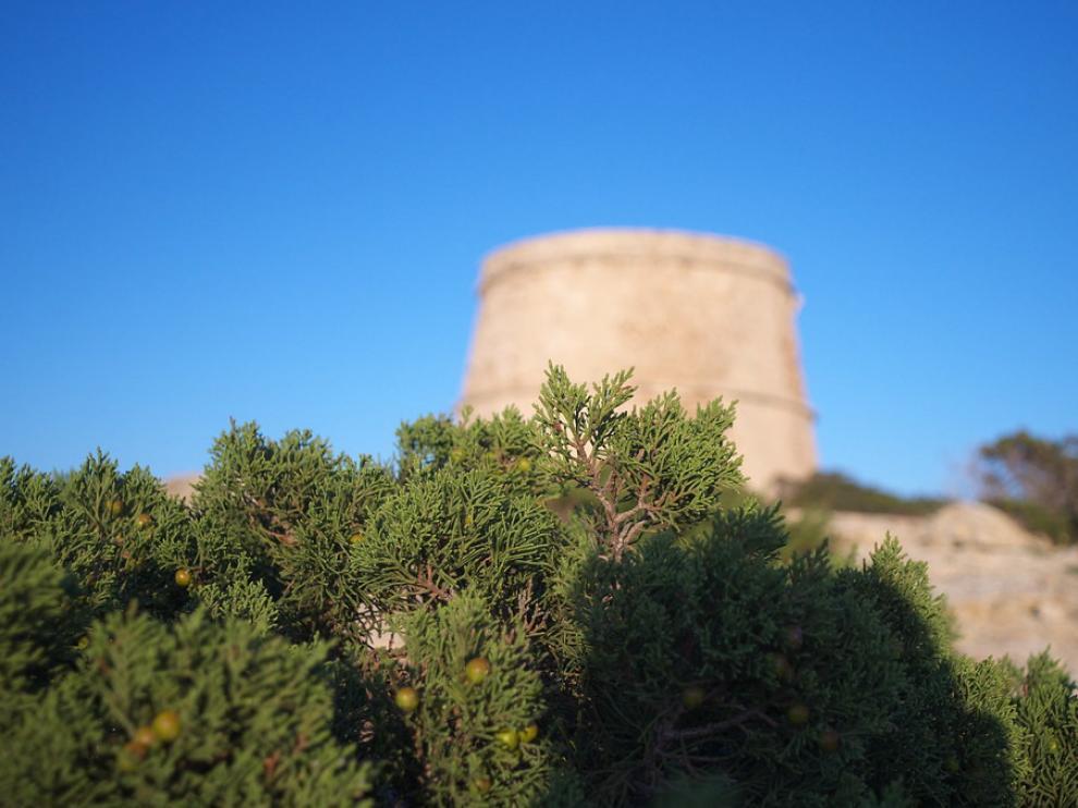 Los hechos ocurrieron en un paraje conocido como Torre d'en Rovira