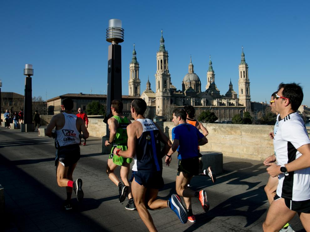 Los corredores de maratón albergan determinadas bacterias en sus intestinos