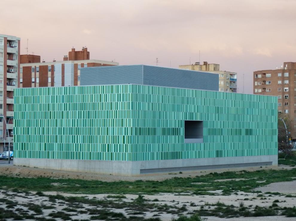 Centro Salud de la Almozara (Zaragoza).