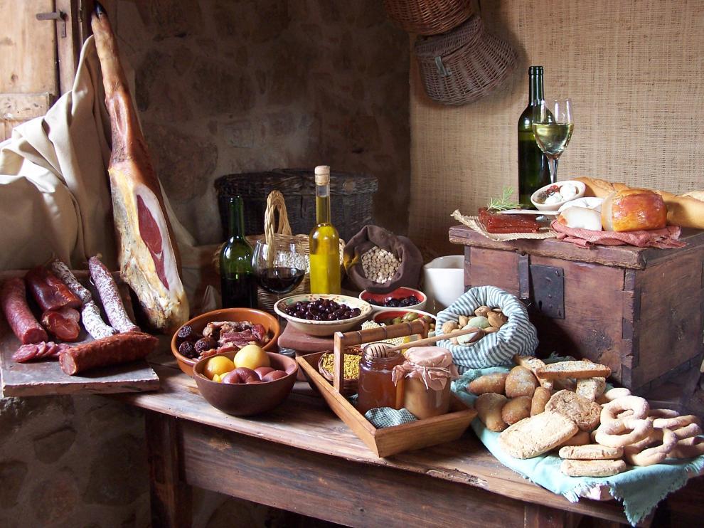 La gastronomía del Matarraña cuenta con excelentes materias primas y elaboraciones artesanales de gran calidad.