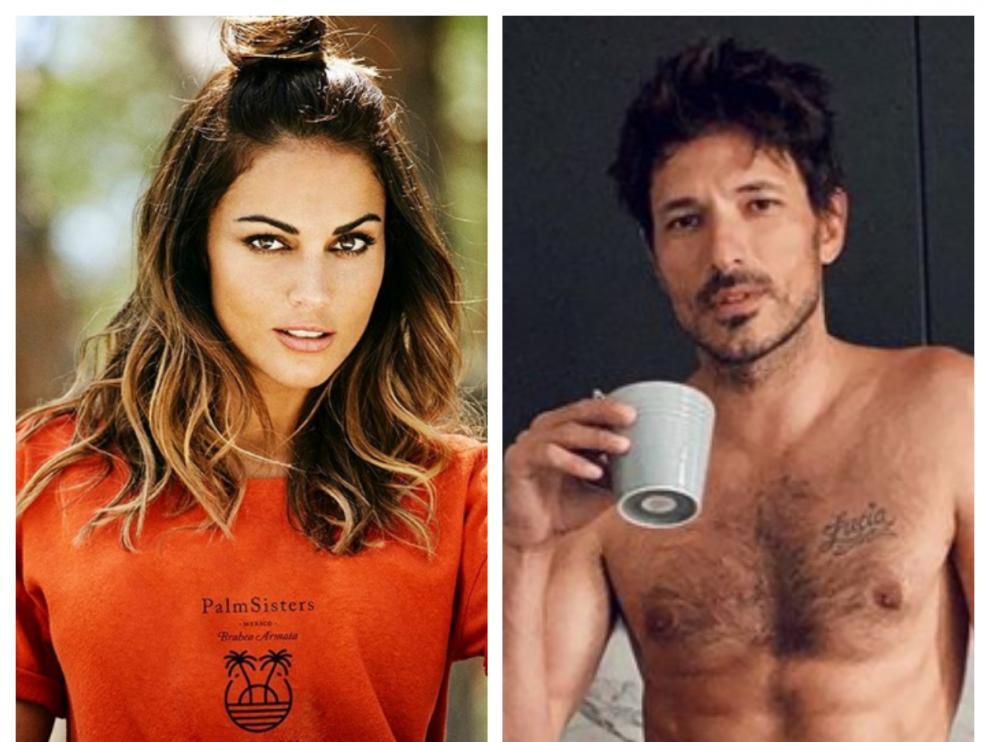 Lara Álvarez y Andrés Velencoso, nueva pareja del verano.