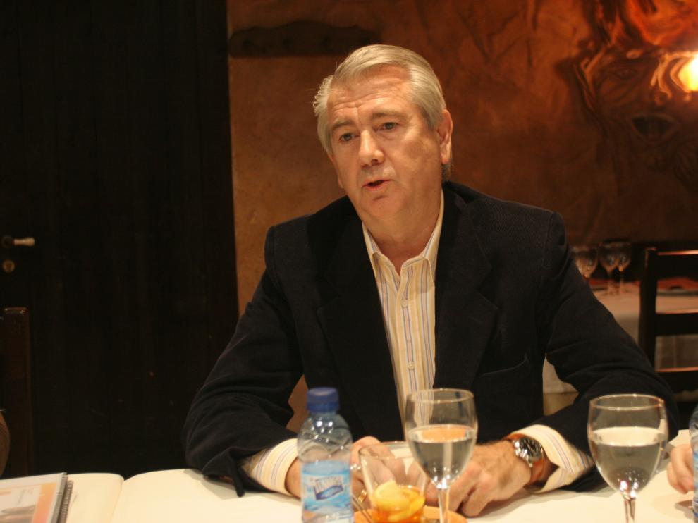 Elecciones generales de 2008. Debate entre los candidatos al Congreso de los Diputados por la provincia de Teruel.
