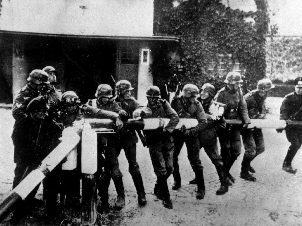 historia segunda guerra mundial política internacional europa