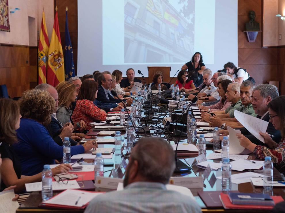La Junta Local de Seguridad se reunió en la Delegación del Gobierno