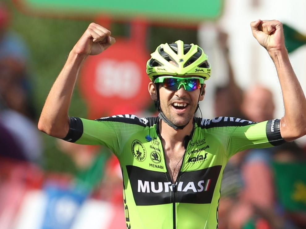 Mikel Iturria gana la undécima etapa en Urdax.