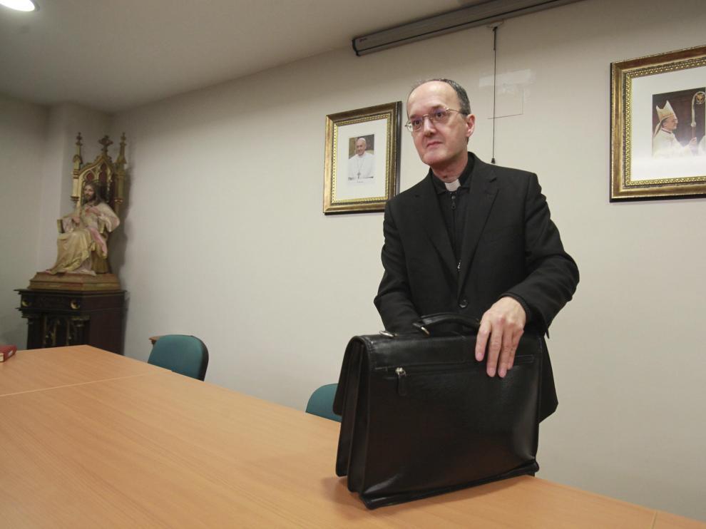 El obispo de Huesca ha dictado un decreto que entrará en vigor el 1 de octubre.