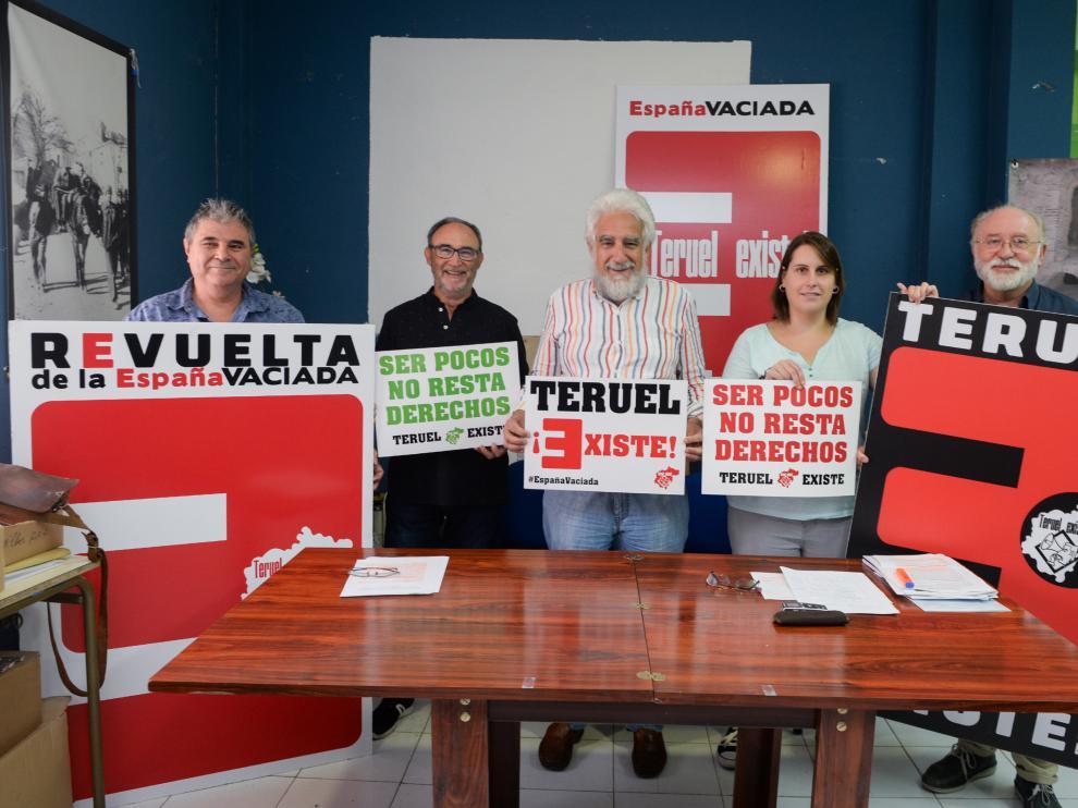 Teruel Existe anuncia nuevas protestas por el tren