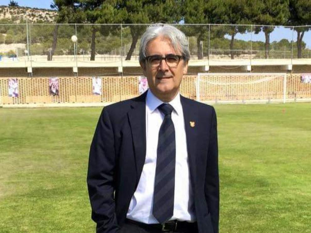 Antonio F. Laclériga,especialista en Cirugia Ortopédica y Traumatología en el hospital Viamed Montecanal.