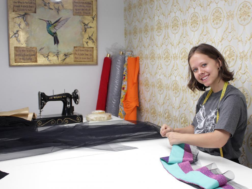 Irene Marqueta es la diseñadora que se encuntra detrás de la marcar Vonlippe Design.