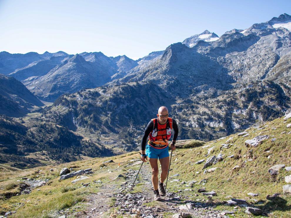 En la Trail 2 Heaven participaron 900 corredores de 21 nacionalidades.