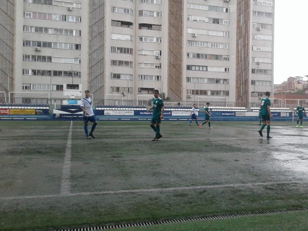 Europa-Stadium Casablanca | División de Honor Juvenil
