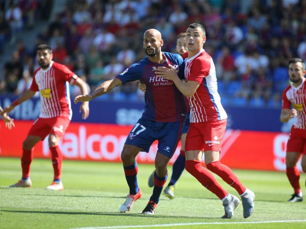 SD Huesca - Sporting de Gijón