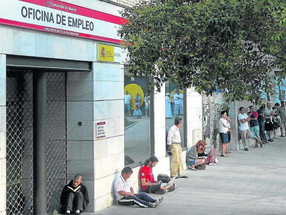 La tasa de paro en España se sitúa en un 14,02% a cierre del segundo trimestre de 2019.