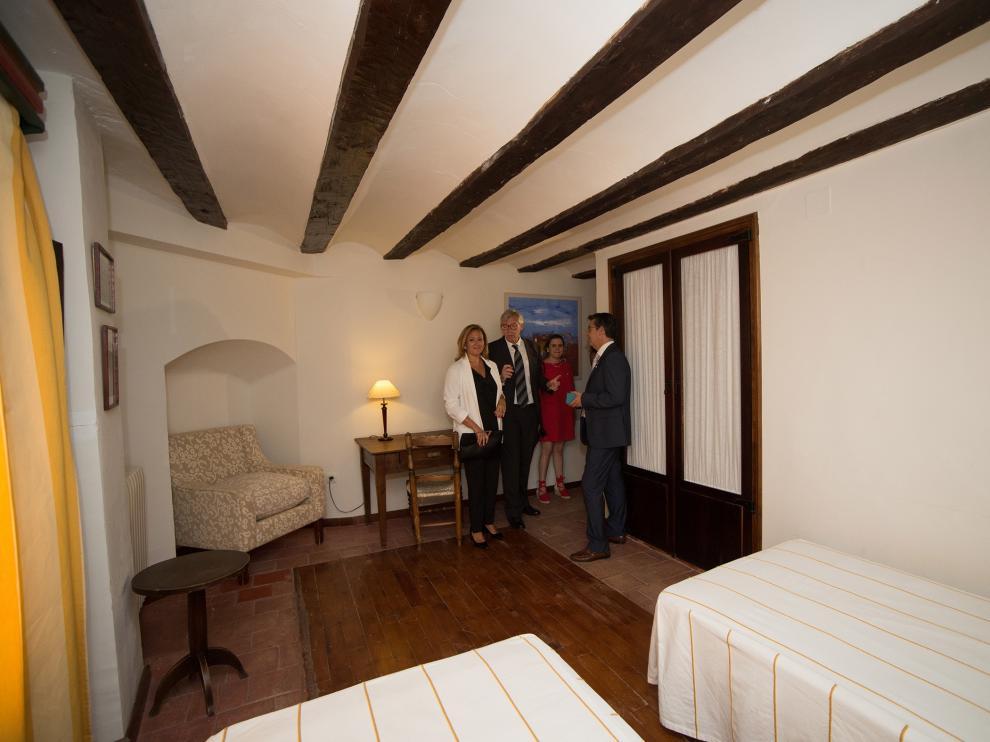 Albarracín restaura dos residencias culturales