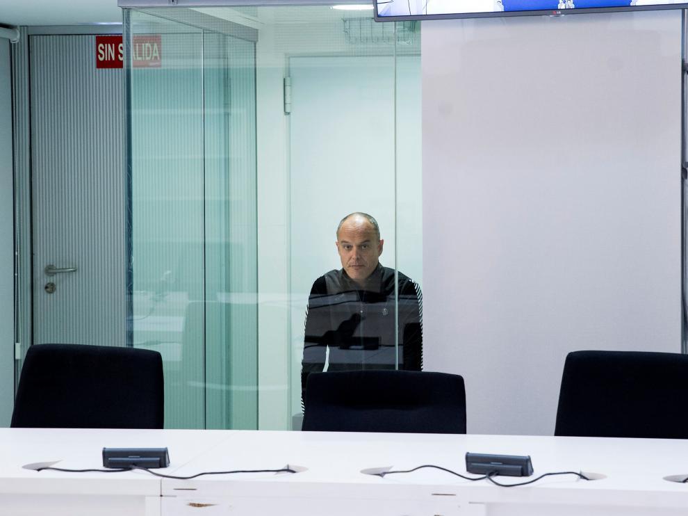 El exjefe de ETA, Mikel Kabikoitz.