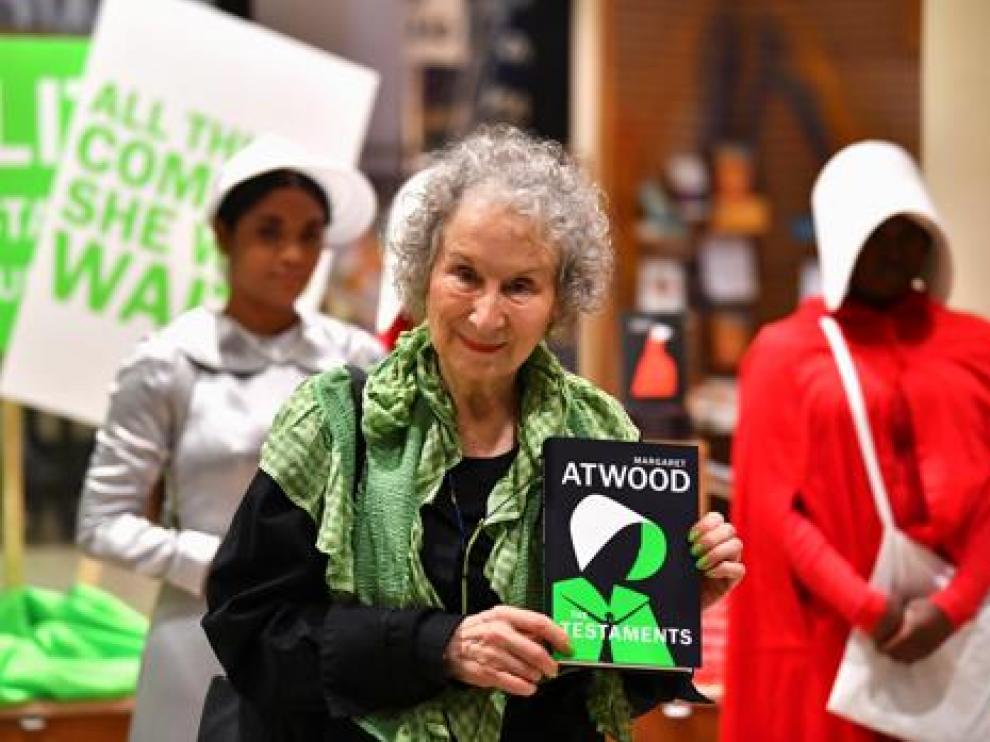 Atwood, en imagen de archivo.