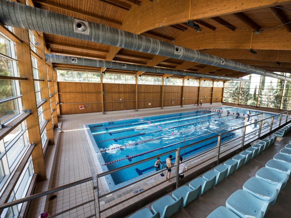 Muchas de las actividades se desarrollarán en la piscina climatizada.