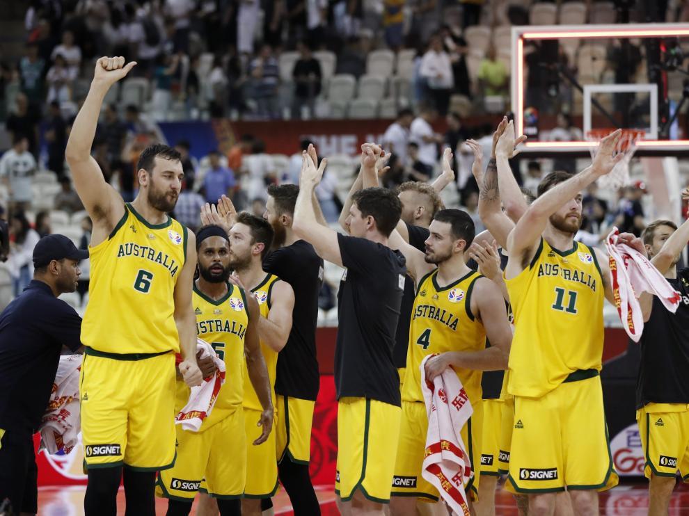 Australia gana a República Checa y será el rival de España en semifinales.