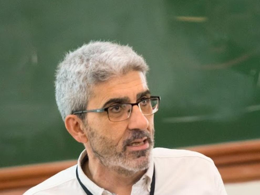 Antonio Iglesias López, experto en logística y supply chain management.