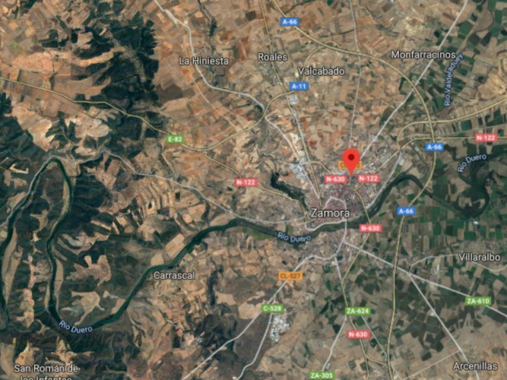 Ocurrió en una vivienda de la calle Donantes de Sangre de Zamora