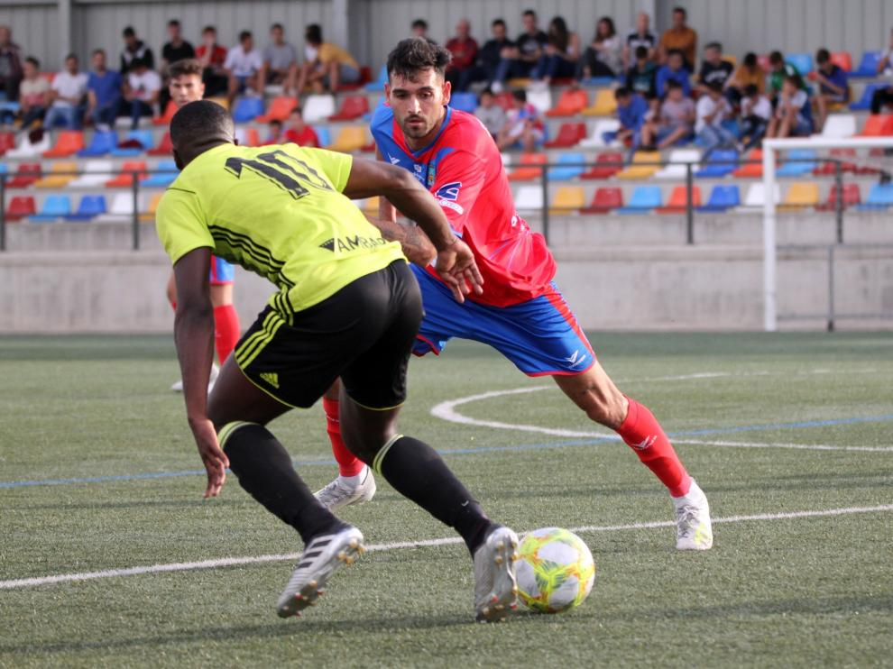Fútbol. Tercera División- SD Tarazona vs. Deportivo Aragón.