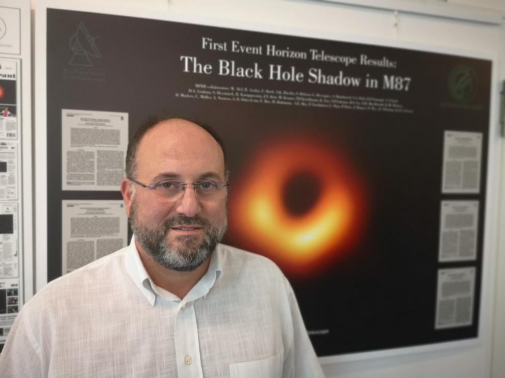 ciencia espacio agujeros negros
