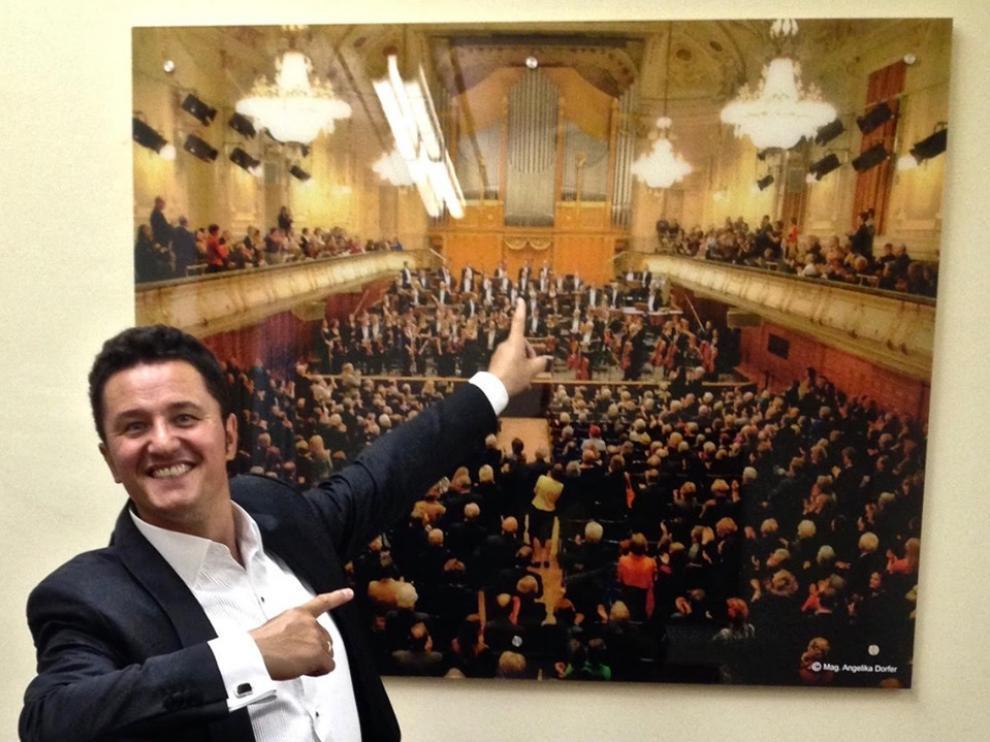 El tenor Piotr Beczala, una de las grandes estrellas de la lírica, cantará en Zaragoza el 29 de octubre