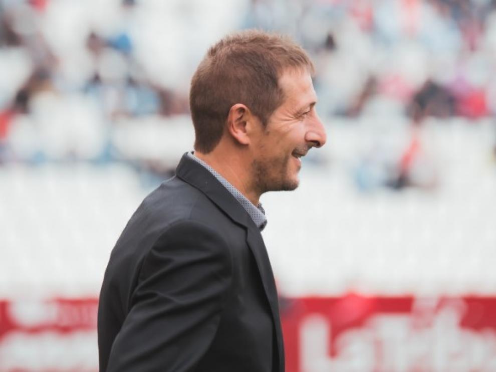 Luis Miguel Ramis es el entrenador del Albacete Balompié.