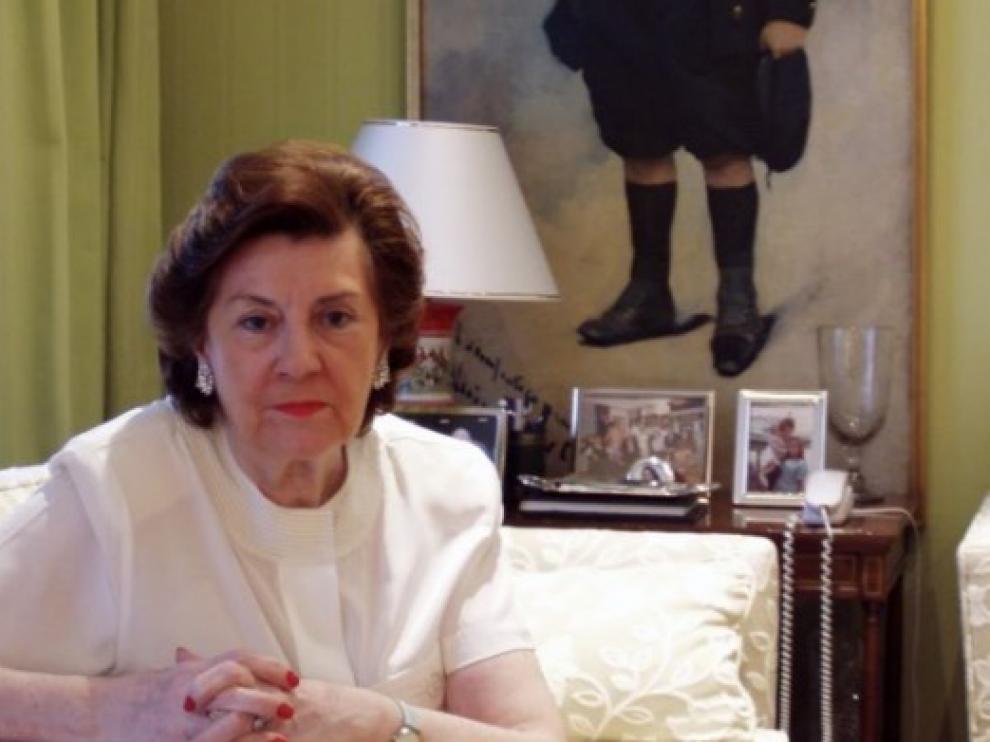 María Teresa Estevan Bolea, todo un referente en ingeniería industrial.