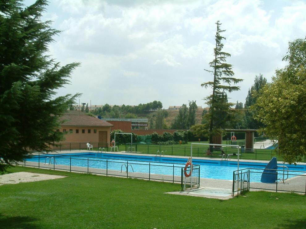 La piscina municipal de Ejea ha registrado este verano más de 172.000 accesos.