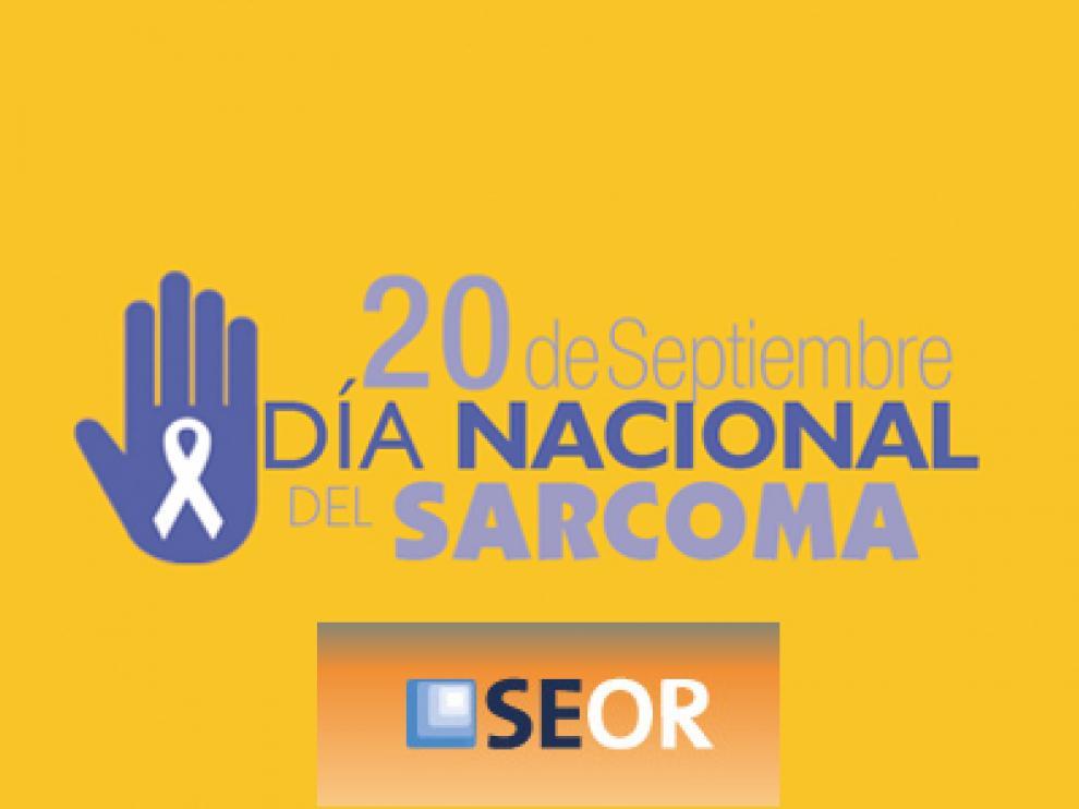 Una imagen conmemorativa de la celebración del Día Nacional del Sarcoma.