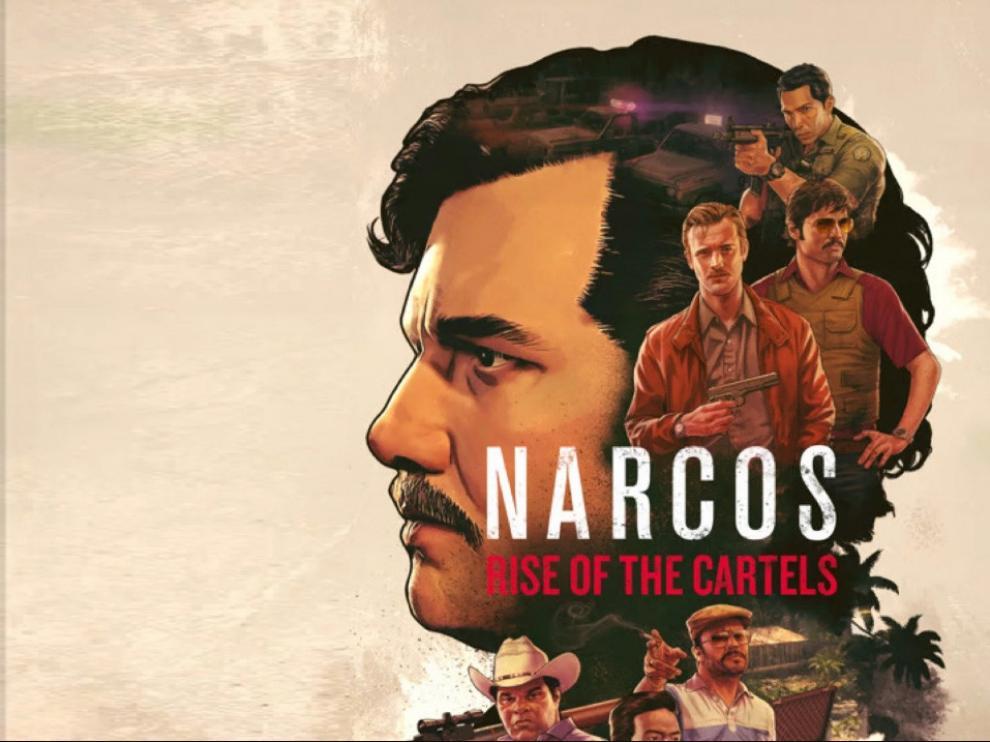 Una imagen del videojuego basado en la serie de Netflix 'Narcos'.